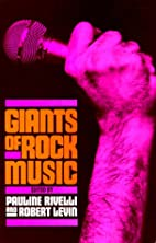 Giants of Rock Music (Da Capo Paperback) by…
