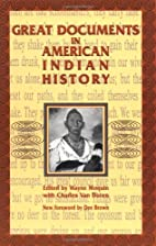 Great Documents in American Indian History…