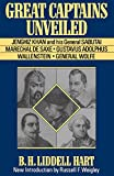 Hart, B. H. Liddell: Great Captains Unveiled