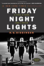 Friday Night Lights: A Town, a Team, and a…