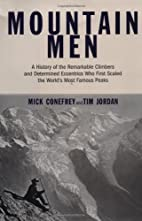 Mountain Men by Mick Conefrey