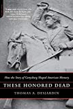Desjardin, Thomas A.: These Honored Dead: How The Story Of Gettysburg Shaped American Memory