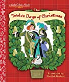 Golden Books Staff: The Twelve Days of Christmas : A Christmas Carol