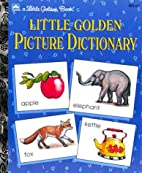 Little Golden Picture Dictionary (Little…