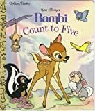 Muldron, Diane: Walt Disney's Bambi Bambi Count to Five