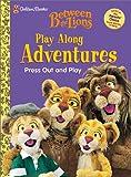 Golden Books: Play Along Adventures (A Punch & Play Book)