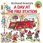 Richard Scarry's A Day at the Fire Station…