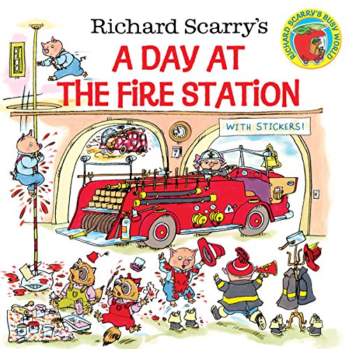 richard-scarrys-a-day-at-the-fire-station-picturebackr