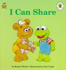 Worth, Bonnie: I Can Share (Muppet Babies Big Step Book)