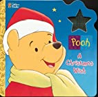 Pooh Christmas Wish (Deluxe Super Shape…