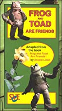 Frog and Toad Are Friends [VHS]