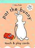 Davis, Edith Kunhardt: pat the bunny touch and play cards (Touch & Play Cards)