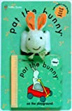 Golden Books: Pat the Bunny on the Playground (Book and Rattle)