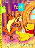 Walt Disney Productions: Spring Cleaning: Color-By-Number (Pooh)