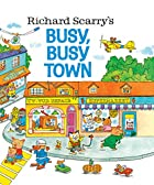 Busy, Busy Town (Giant Little Golden Book)…