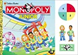 Golden Books Staff: Monopoly Junior