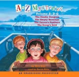 Ron Roy: A-Z Mysteries Volume 2: D-G (A to Z Mysteries)