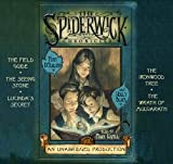 DiTerlizzi, Tony: Spiderwick: Books 1-5(lib)(CD) (Spiderwick Chronicles)