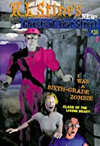 I Was a Sixth-Grade Zombie by Nina Kiriki…