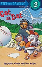 Cat at Bat (Step-Into-Reading, Step 2) by…