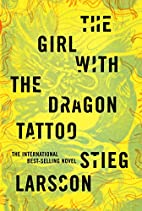 The Girl with the Dragon Tattoo by Stieg…
