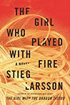 The girl who played with fire by Stieg…