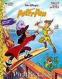 Walt Disney Productions: Pirate's Cove: Paint with Water (Walt Disney's Peter Pan)
