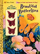 Beautiful Butterflies (Color Plus) by Julia…