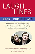 Laugh Lines: Short Comic Plays by Eric Lane