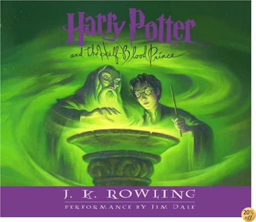 THarry Potter and the Half-Blood Prince (Book 6)