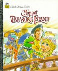 Ellen Weiss: Muppet Treasure Island (Little Golden Book)