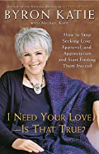 I Need Your Love - Is That True?: How to…