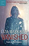 Marklund, Liza: Vanished