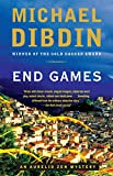Dibdin, Michael: End Games: An Aurelio Zen Mystery  (Vintage Crime/Black Lizard)