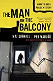 Maj Sjöwall: The Man on the Balcony (Vintage Crime/Black Lizard)