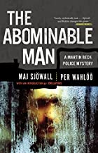 The Abominable Man by Maj Sjöwall