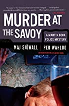 Murder at the Savoy (Vintage Crime/Black…