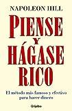 Hill, Napoleon: Piense y hágase rico (Spanish Edition)