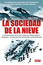 sociedad de la nieve, La (Spanish Edition)…