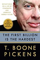 The First Billion Is the Hardest:…