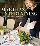 Stewart, Martha: Martha's Entertaining: A Year of Celebrations