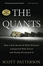 The Quants: How a New Breed of Math Whizzes…