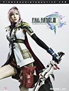 Final Fantasy XIII: Complete Official Guide…