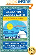 The Saturday Big Tent Wedding Party: A No. 1 Ladies' Detective Agency Novel (12)