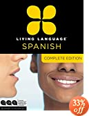Living Language Spanish, Complete Edition: Beginner through advanced course, including 3 coursebooks, 9 audio CDs, and free online learning