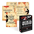 The Ninja Wisdom Deck: 50 Deadly Meditations…