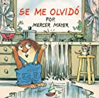 Se Me Olvido (Spanish Edition) by Mercer…