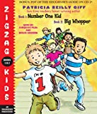 Giff, Patricia Reilly: Zigzag Kids Collection: Books 1 and 2: #1: Number One Kid; #2: Big Whopper