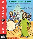 Giff, Patricia Reilly: Zigzag Kids Collection: Books 3 and 4: #3: Flying Feet; #4: Star Time