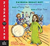 Giff, Patricia Reilly: Zigzag Kids Bks 3&4 (Lib)(CD)